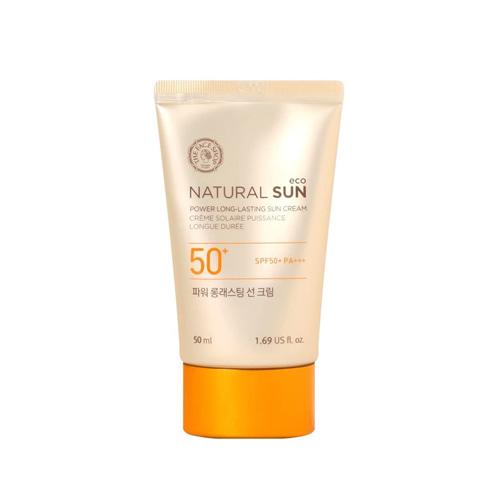 THE FACE SHOP Power Long Lasting Sun Cream SPF50+ PA+++ 50ml