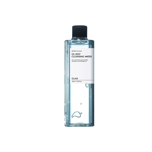 CLIO MICRO-fessional O2 Deep Cleansing Water 500ml