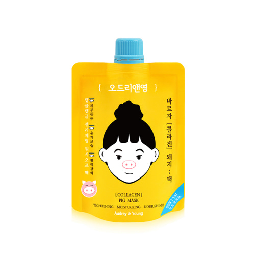 audrey&young Collagen Pig Mask 150ml