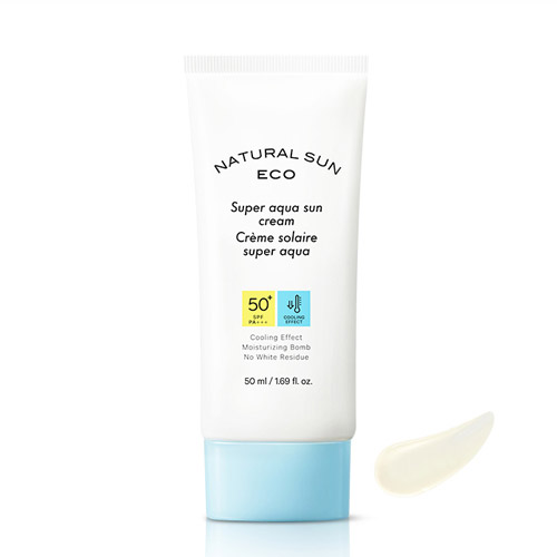 THE FACE SHOP Natural Sun Eco Super Aqua Sun Cream SPF50+ PA+++ 50ml