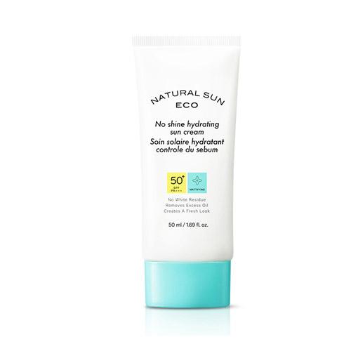 THE FACE SHOP Natural Sun Eco No Shine Hydrating Sun Cream SPF50+ PA+++ 50ml