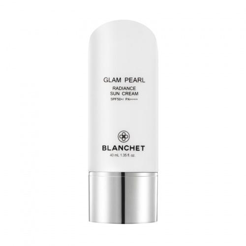 BLANCHET Glam Pearl Radiance Sun Cream SPF50+ PA+++ 40ml
