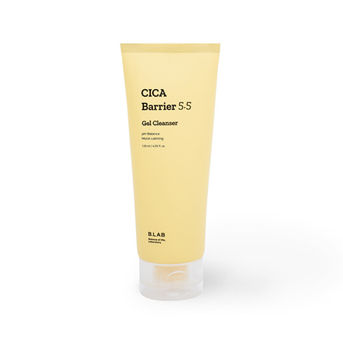 B_LAB Cica Barrier 5.5 Gel Cleanser 120ml