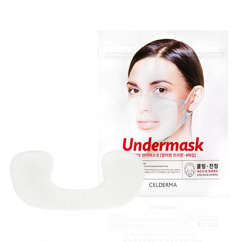 CELDERMA daily Undermask 4ea