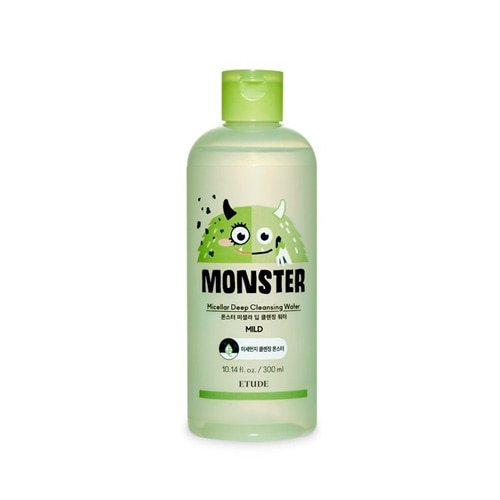 ETUDE HOUSE Monster Micellar Cleansing Water 300ml (Renewal)
