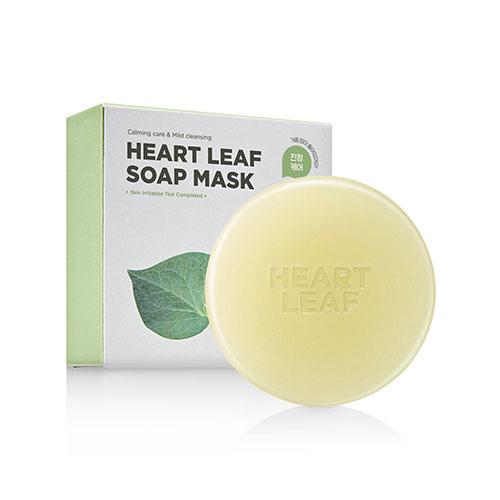 SKIN1004 Zombie Beauty Heart leaf soap mask 100g