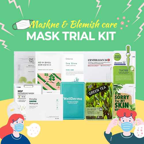 Maskne & Blemish Care Trial Kit
