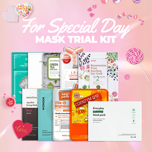 For Special Day Trial Kit