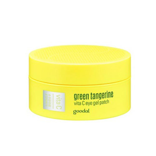 [TIME DEAL] goodal Green Tangerine Vita C Eye Gel Patch 60pcs