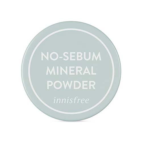 innisfree No Sebum Mineral Powder 5g (Renewal)