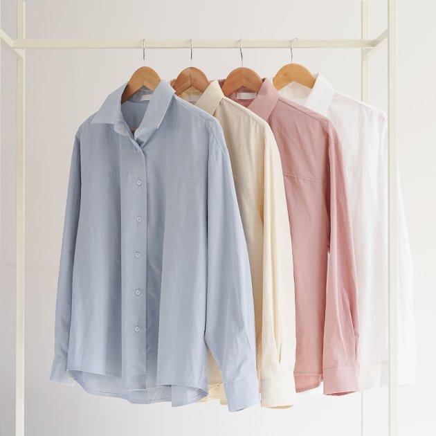 バストラインシャツ