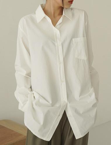 맥스 포켓 셔츠 TS7175