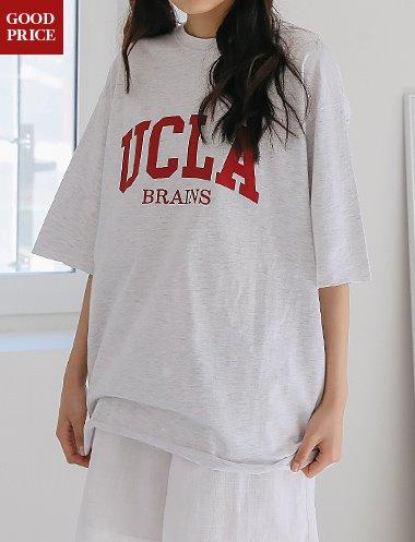 UCLAレタリングT