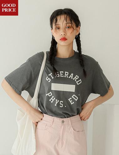 케니소 프린팅 티셔츠TS5188