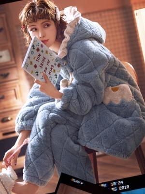 오버사이즈 잠옷