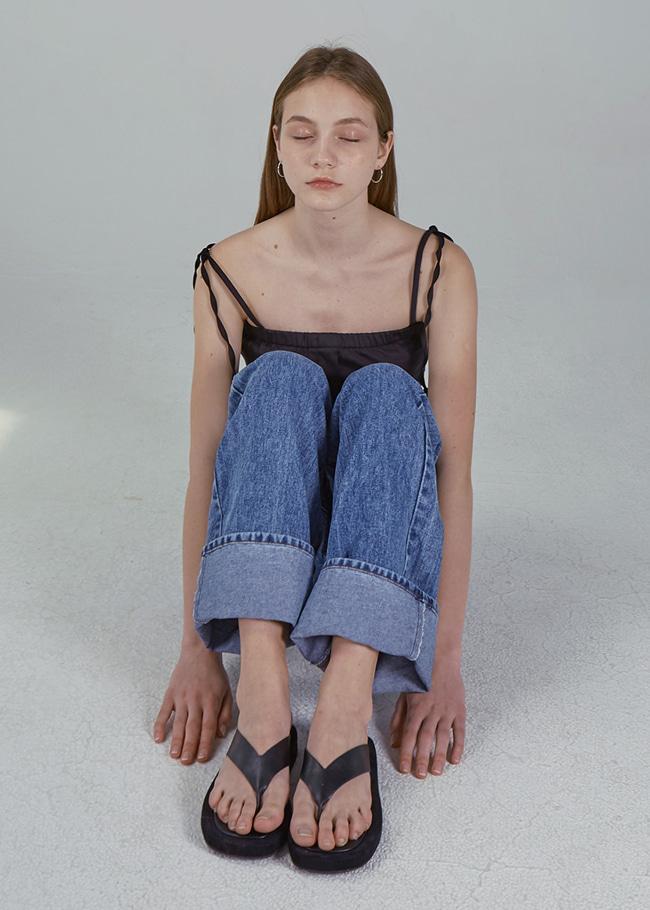Basic Platform Flip Flops