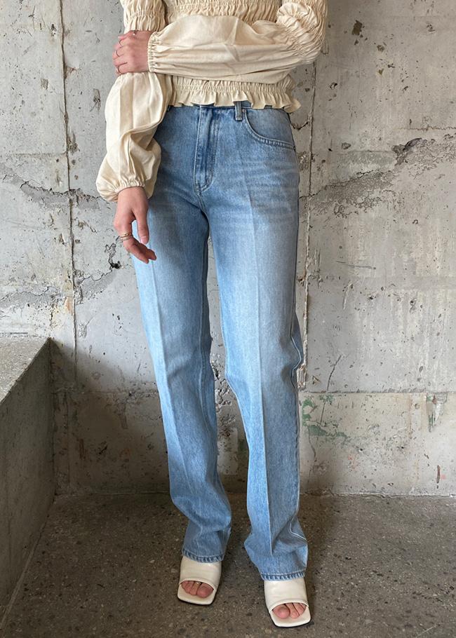 Light Blue Wash Jeans