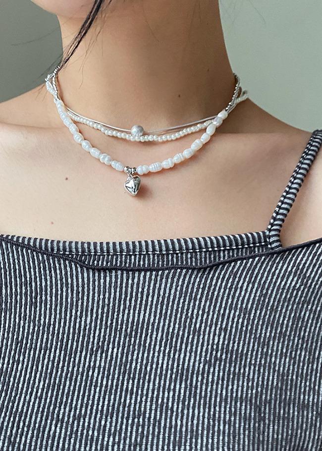Mini Ball Pendant Necklace