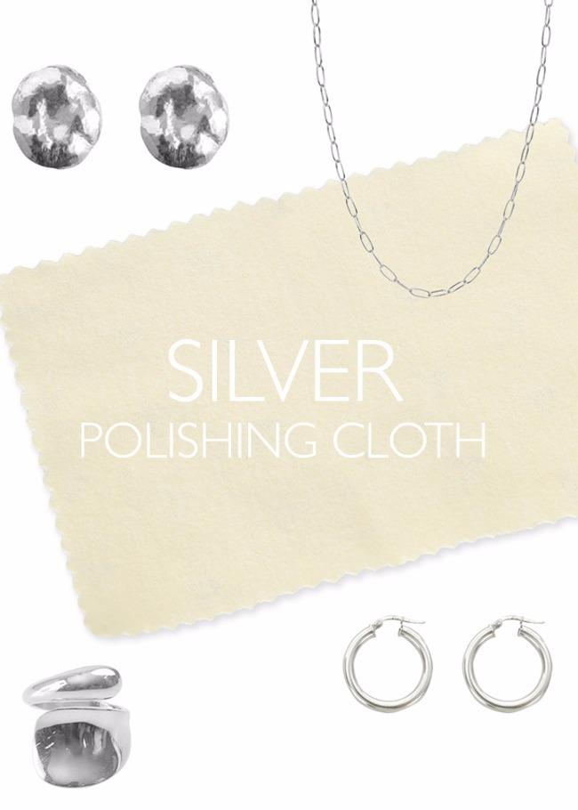 Jewelry Polishing Cloth Cleaner