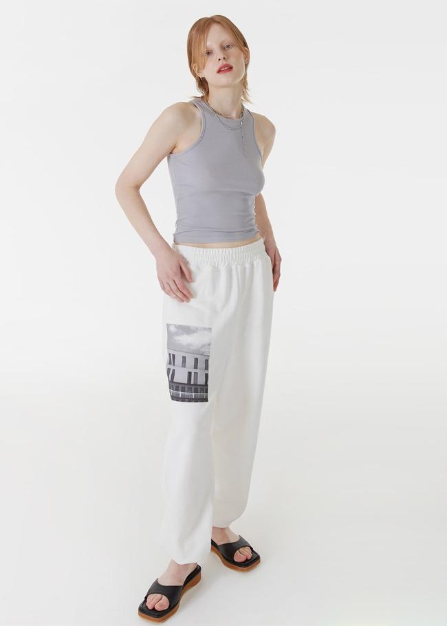 Framed Photo Print Training Pants