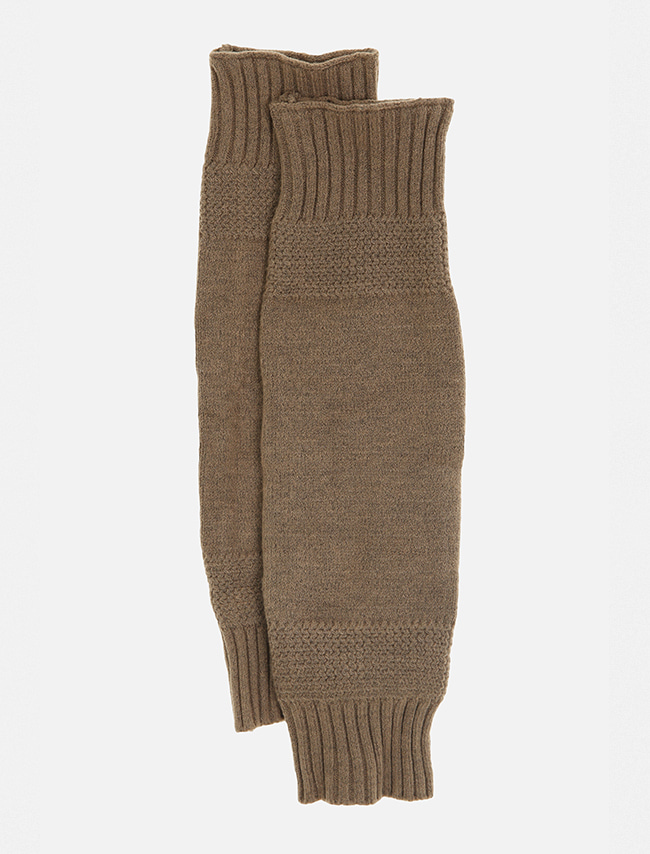 Ribbed Edge Leg Warmers