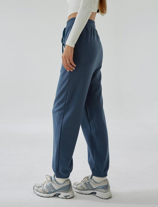 Navy Jogger Pants