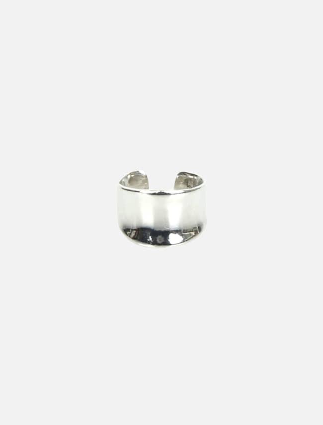 Silver Mini Earcuff