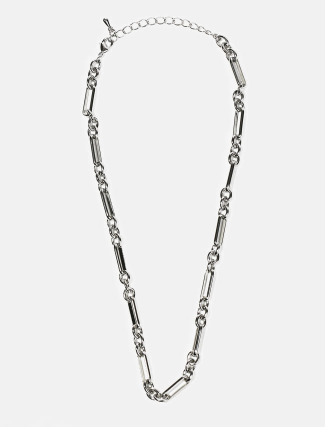 Choker Chain Link Necklace
