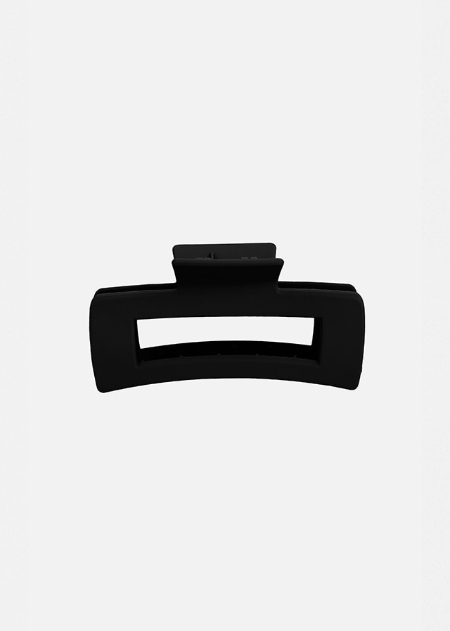 Rectangular Hair Claw Clip