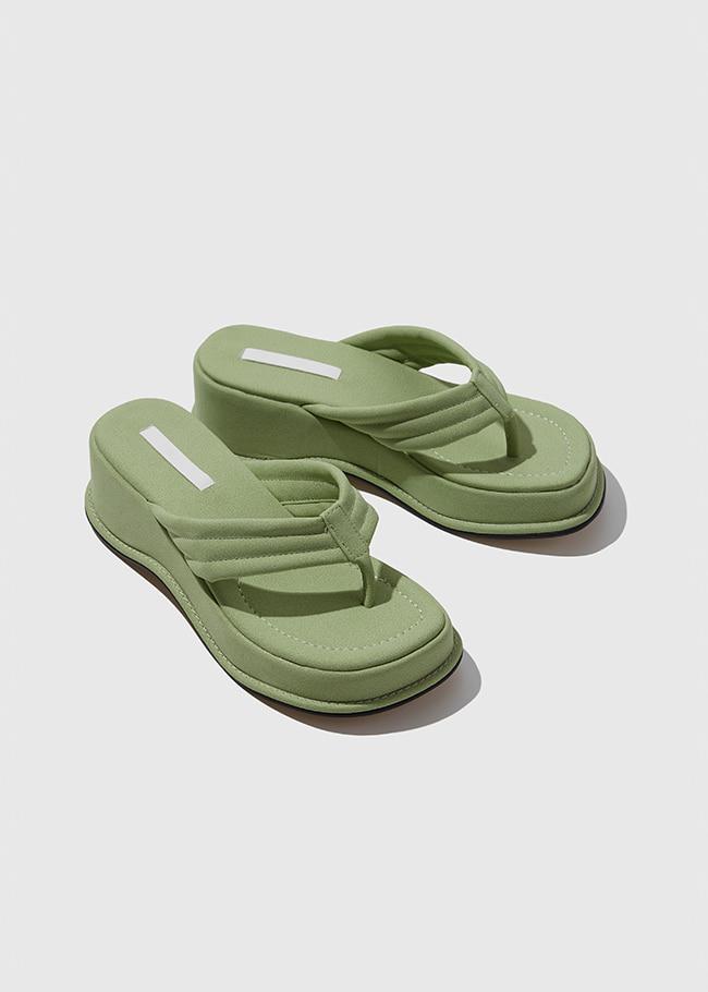 Platform Thong Sandals