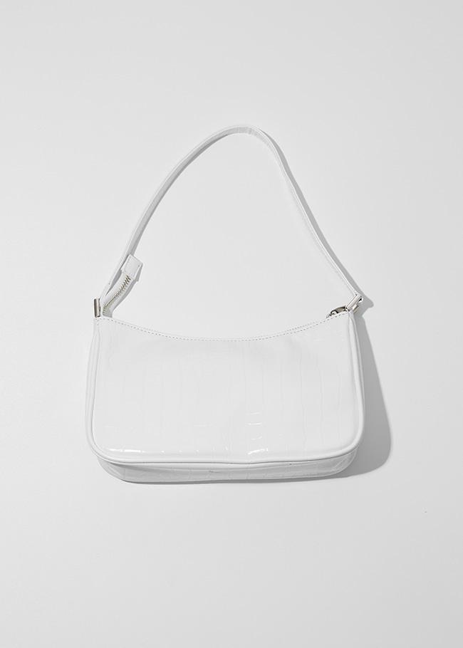 Faux Leather Mini Shoulder Bag