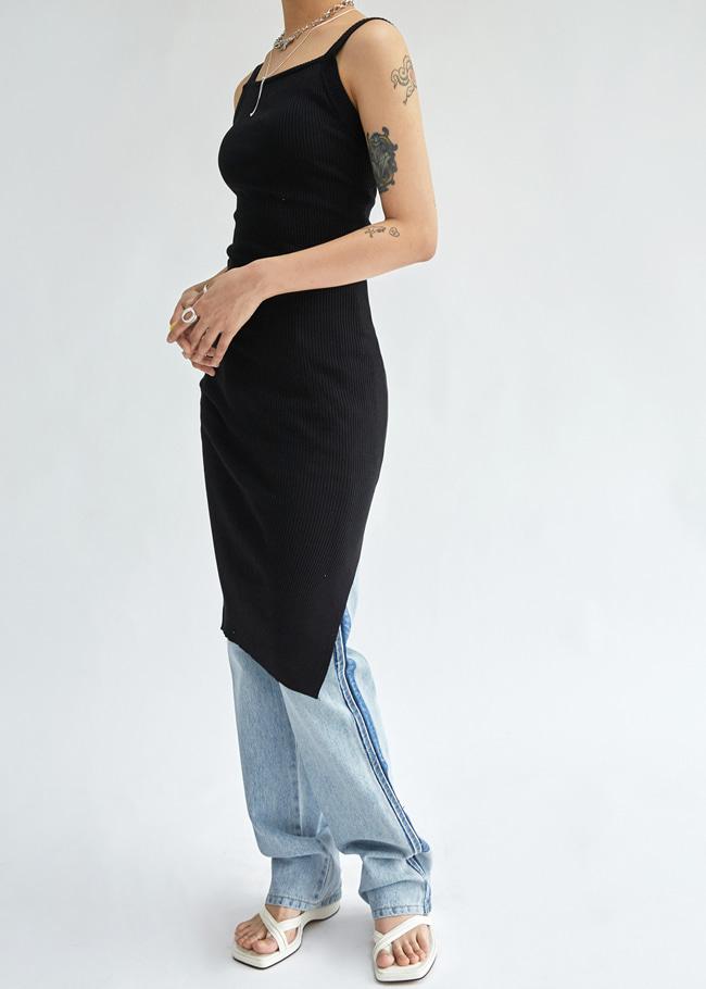 Low Back Slim Fit Dress