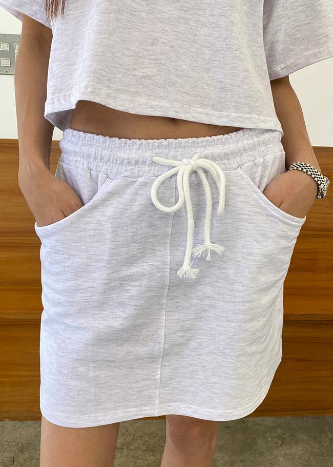 Workout Mini Skirt