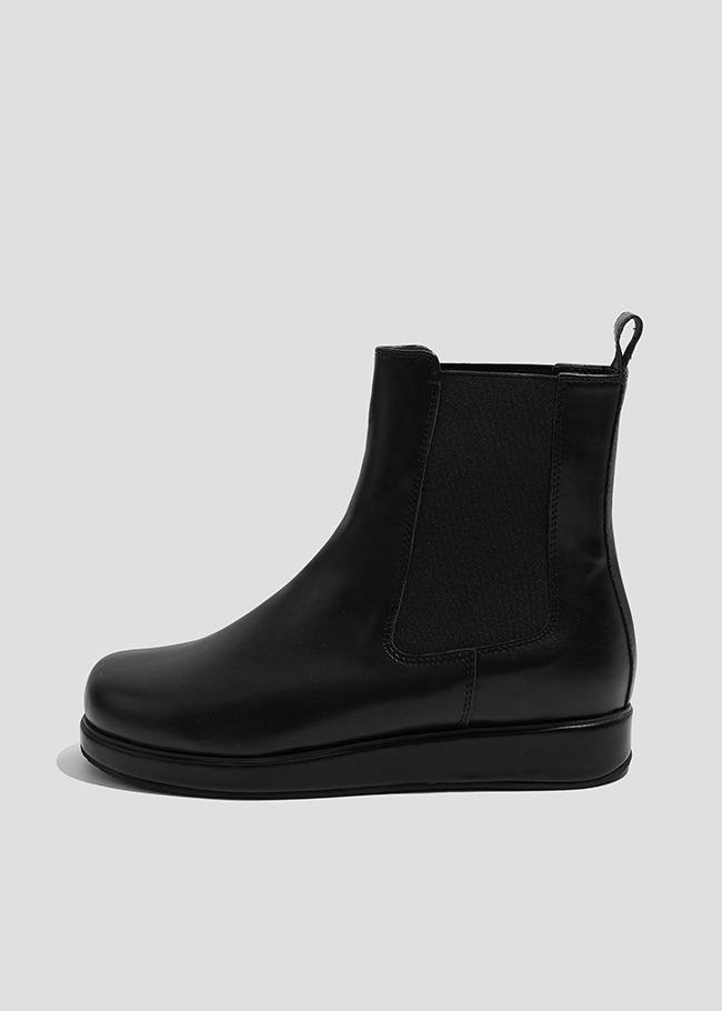 Platform Chelsea Ankle Boots