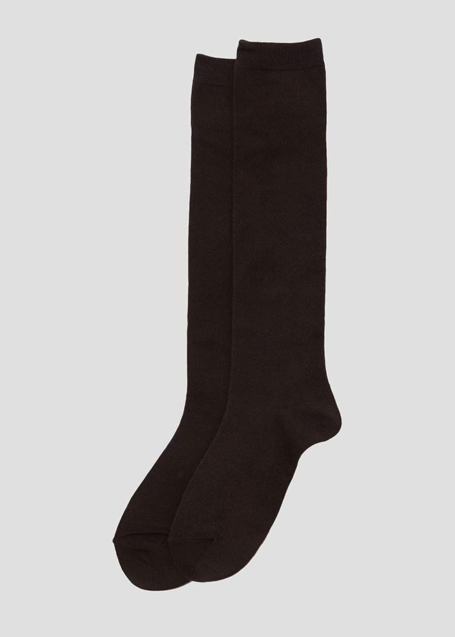 Basic Knee-High Socks