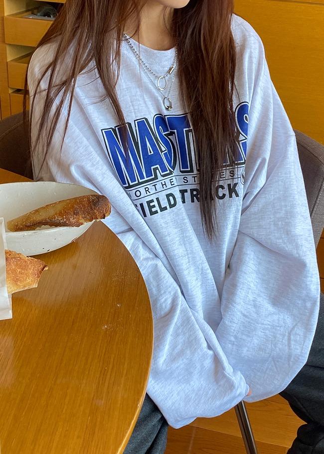 MASTERS Loose Fit Sweatshirt