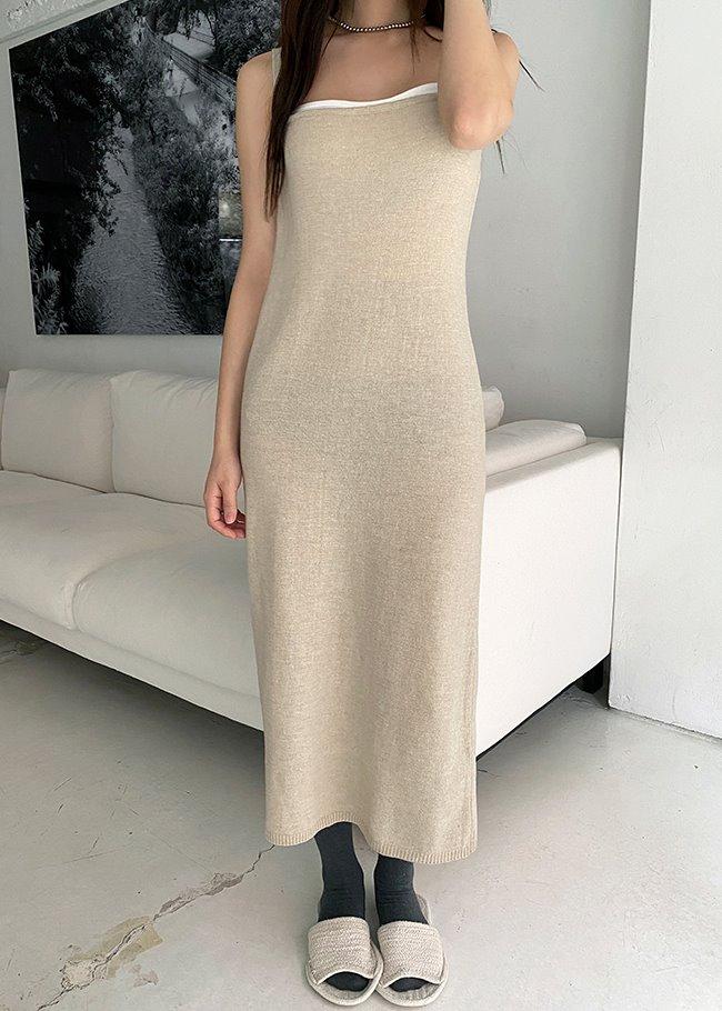 Minimalist Slip Dress