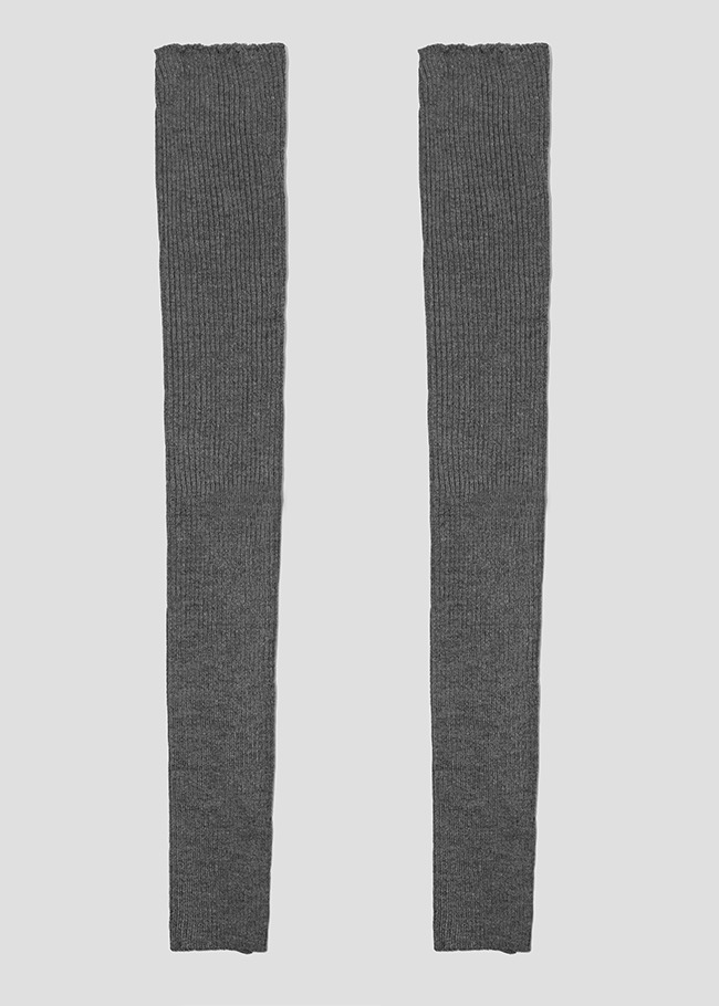Cotton Blend Long Arm Warmers