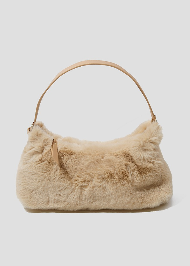 Two-Way Faux Fur Bag