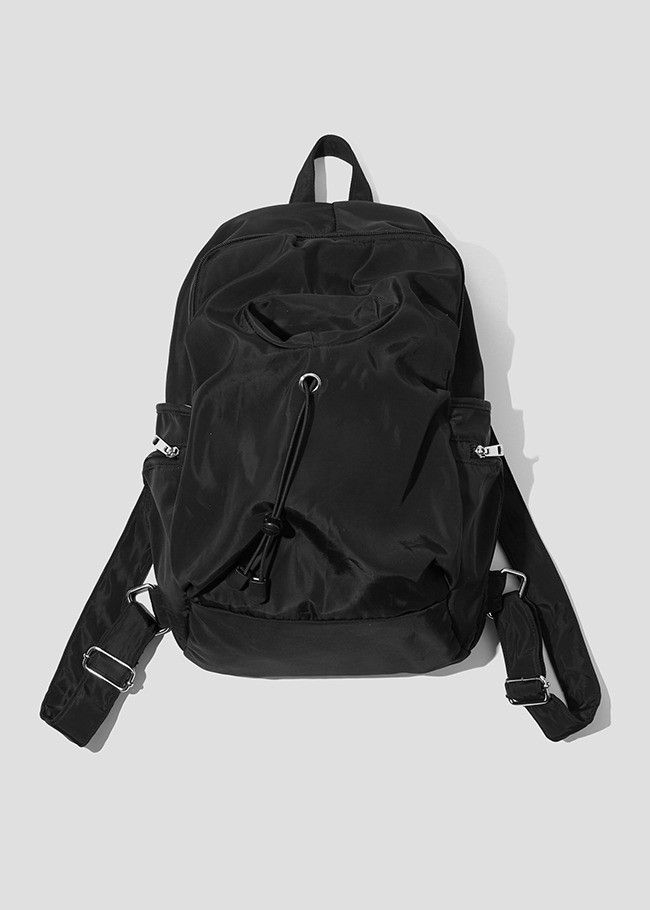 Drawstring Pocket Backpack