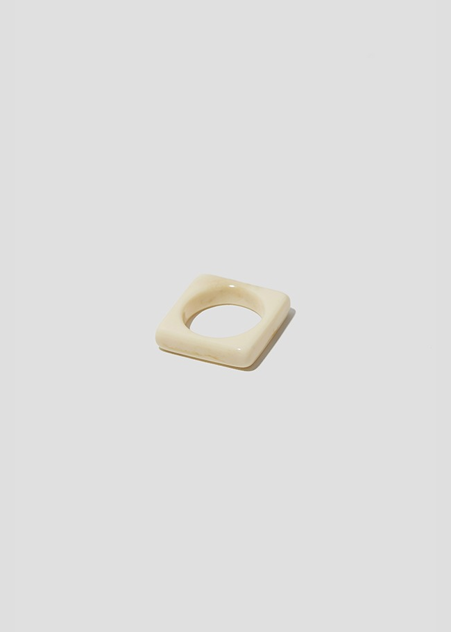 Square Acrylic Ring