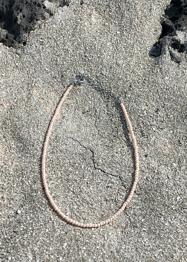 Bubble Bead Necklace