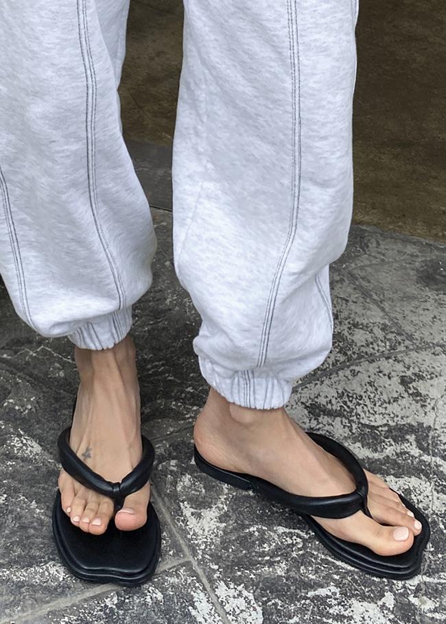 Cushioned Strap Flip Flops