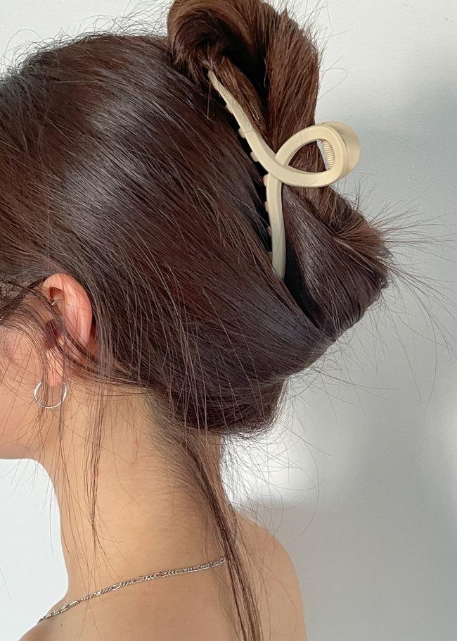 Twist Hair Claw Clip