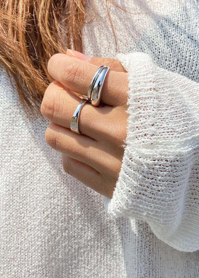 [套裝]經典時尚造型戒指組