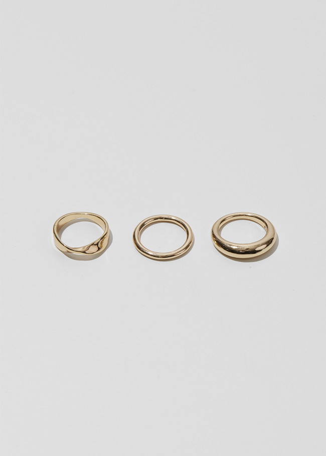 DARKVICTORY[套裝]經典時尚造型戒指組