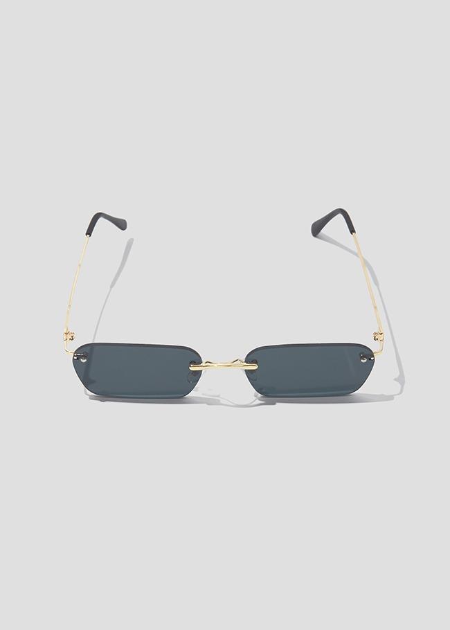 DARKVICTORY輕奢時尚無框太陽眼鏡