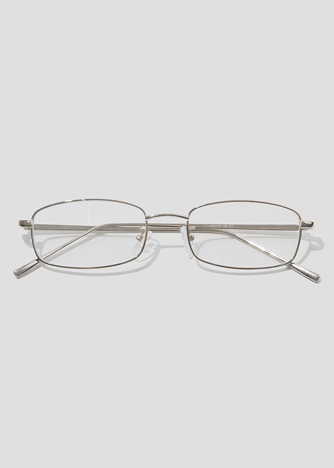DARKVICTORY文青印象細金屬方框眼鏡