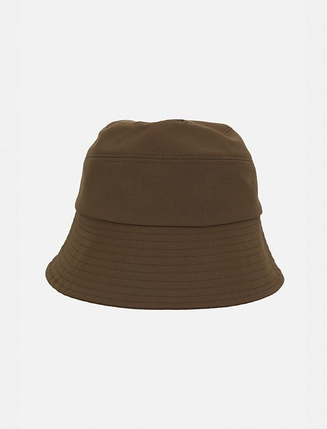 DARKVICTORY車縫美型純色漁夫帽
