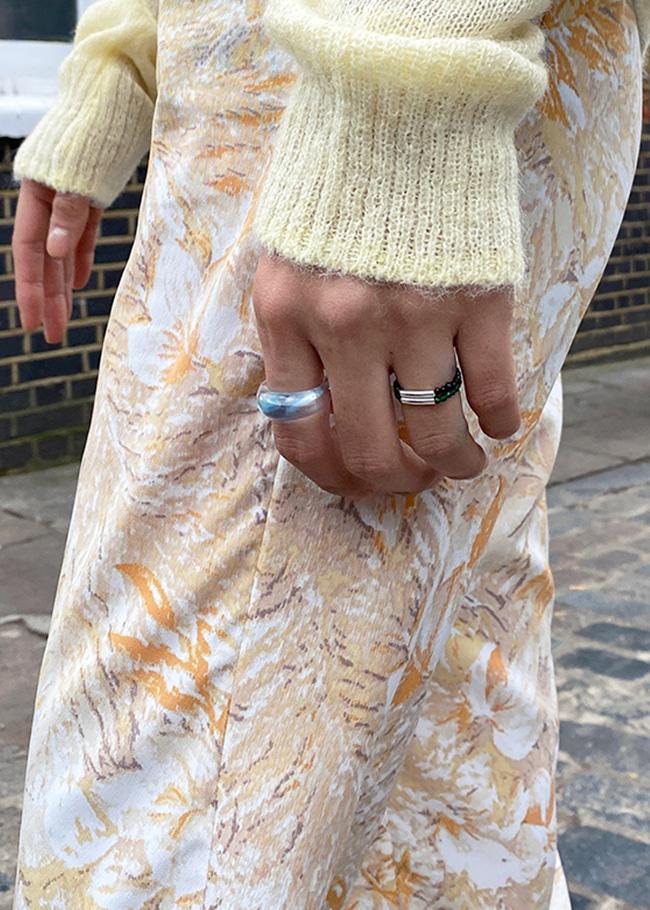 DARKVICTORY清透混色感造型戒指